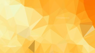 Light Orange Grunge Polygon Triangle Background Design