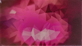 Pink and Brown Grunge Polygon Background