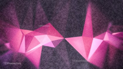 Purple and Black Distressed Polygonal Background Image