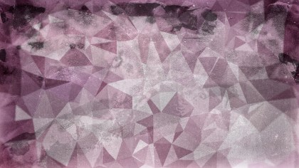 Purple and Grey Grunge Polygon Background Graphic
