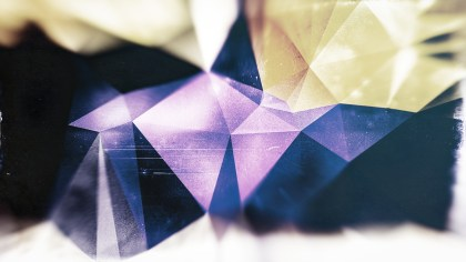 Purple Brown and Black Grunge Polygonal Background Design