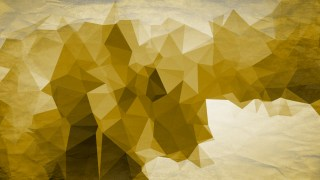 White and Gold Grunge Polygon Background Image