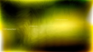 Black Green and Yellow Blurred Texture