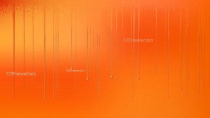 Bright Orange Textured Background Image