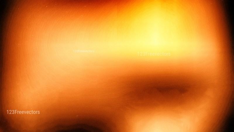 Dark Orange Blurry Texture