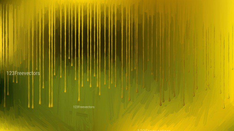 Green and Gold Background Texture