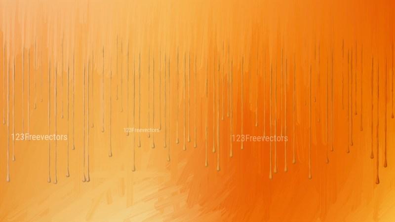 Orange Textured Background