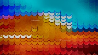 Red Orange and Blue Background Texture