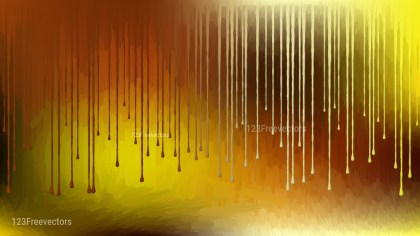 Yellow and Brown Background Texture Image
