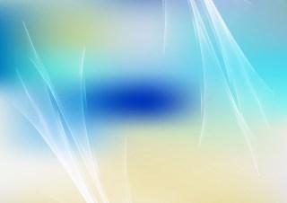 Blue and Beige Fractal Background