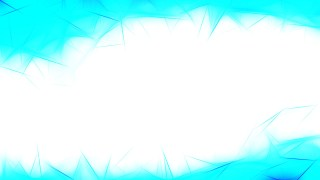 Abstract Blue and White Fractal Light Lines Background Image