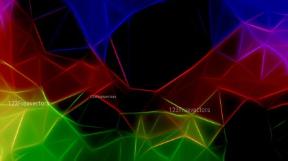 Abstract Cool Fractal Wallpaper