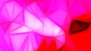 Pink and Red Fractal Background Design