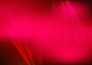Abstract Red and Black Fractal Background