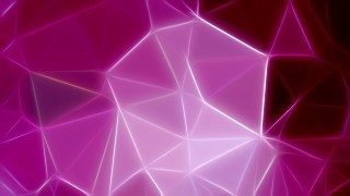 Abstract Red and Purple Fractal Wallpaper