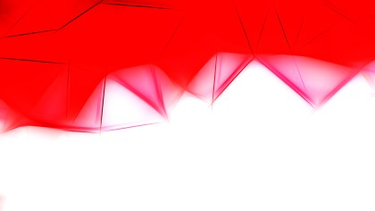 Red and White Fractal Background