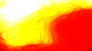 Red and Yellow Fractal Wallpaper Graphic