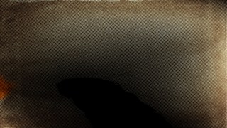 Black and Brown Distressed Halftone Dots Background