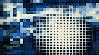 Black Blue and Beige Dots Texture Background Image
