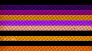 Black Purple and Orange Halftone Pattern Texture