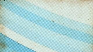 Blue and Beige Grunge Halftone Dots Pattern