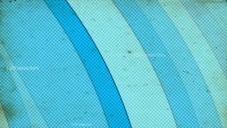 Blue and Beige Grunge Halftone Dots Background Design