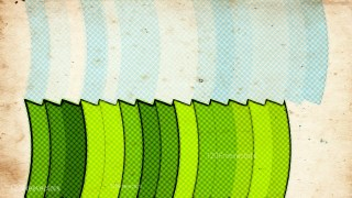 Brown Blue and Green Halftone Texture