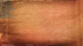 Copper Color Halftone Dots Texture Background Graphic
