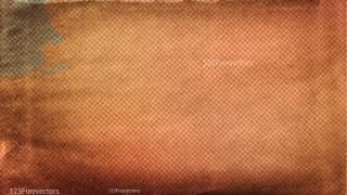 Copper Color Halftone Dots Texture Background Graphic