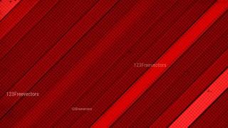 Dark Red Halftone Pattern Texture