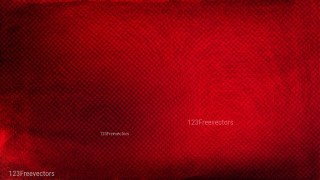 Dark Red Distressed Halftone Background
