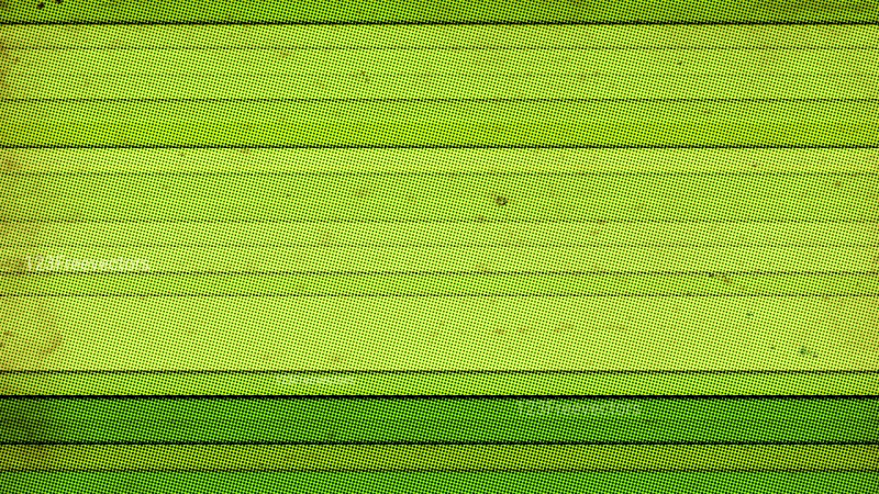 Green and Yellow Distressed Halftone Dots Texture Graphic