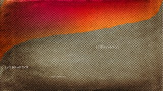 Pink Orange and Brown Grunge Halftone Dots Pattern Graphic