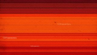 Red and Orange Grunge Halftone Dots Pattern