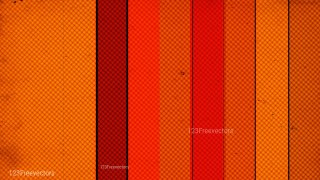 Red and Orange Grunge Halftone Dots Background