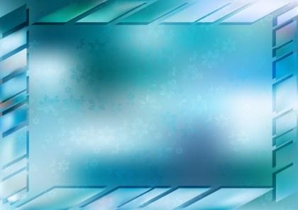 Blue Frame Background