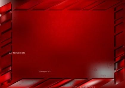 Dark Red Frame Background