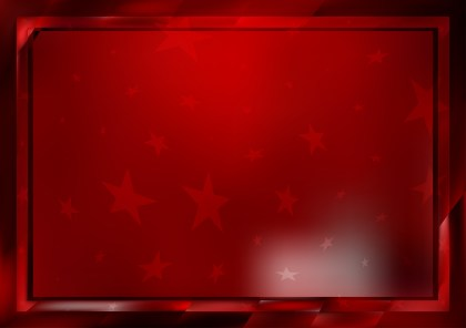 Red and Black Frame Background Vector Art