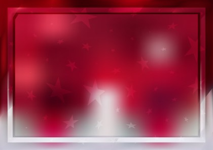 Red and Grey Frame Background