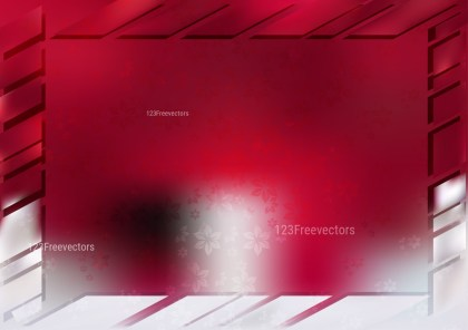 Red and White Frame Background Image