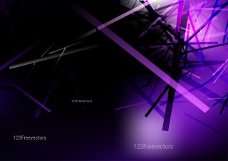 Black Blue and Purple Asymmetric Irregular Lines Background
