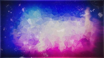 Black Pink and Blue Grunge Background Image