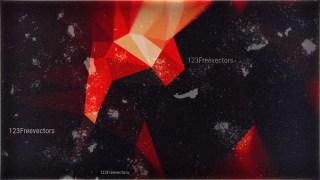 Black Red and Orange Grunge Background Image