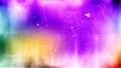 Blue Orange and Purple Grunge Background Image