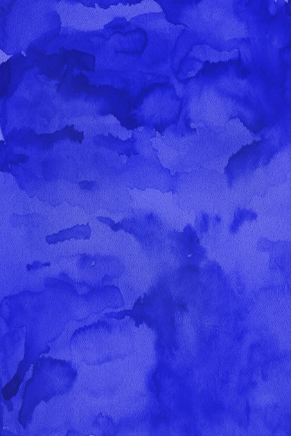 Cobalt Blue Textured Background
