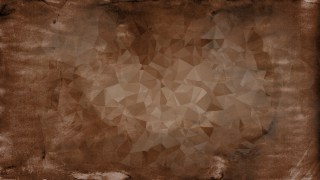 Dark Brown Grungy Background