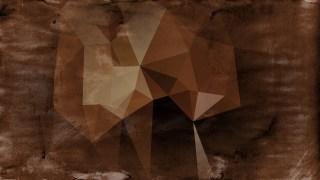 Dark Brown Dirty Grunge Texture Background