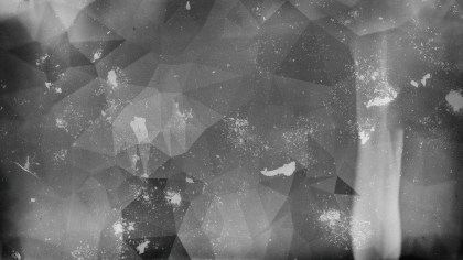 Dark Grey Grunge Background