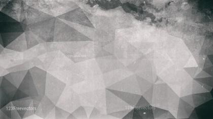 Dark Grey Grunge Texture Background