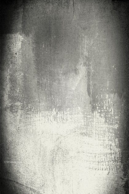 Dark Grey Grunge Background Texture